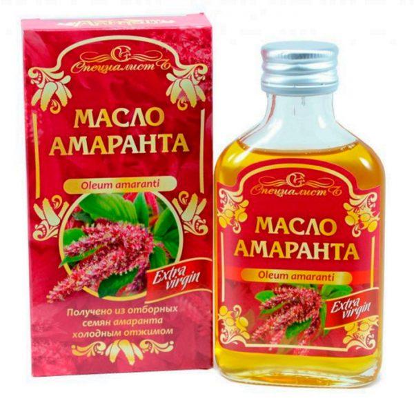 Amarantový olej