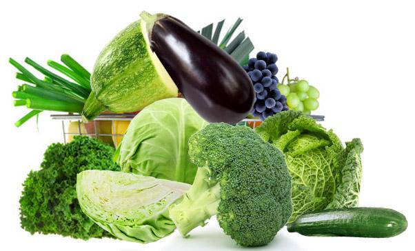 Prehľad výskytu vitamínov a minerálov v potrave