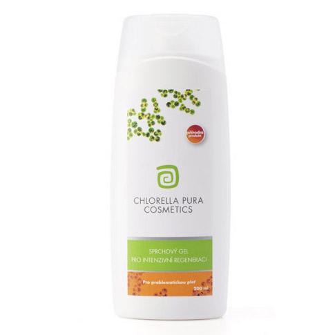 sprchový gel chlorella upokojujúci